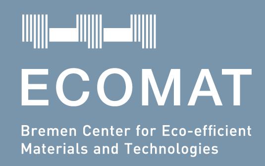 Logo des Ecomat.