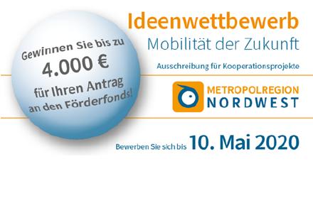 Ideenwettbewerb: Mobilität der Zukunft.
