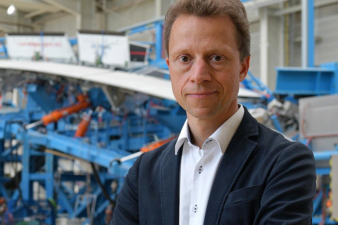 Daniel Reckzeh, Leiter der Programmkommission des DLRK